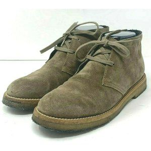 Vince Womens 37.5 7 Cabria Sport Suede Chukka Boot